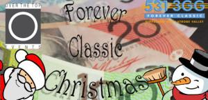 forever christmas banner